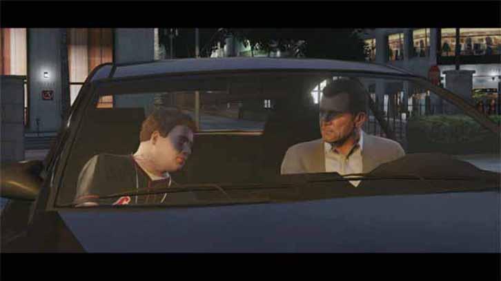 Grand Theft Auto 5 Trailer 2 Michael screenshot