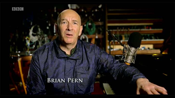 Life of Rock with Brian Pern