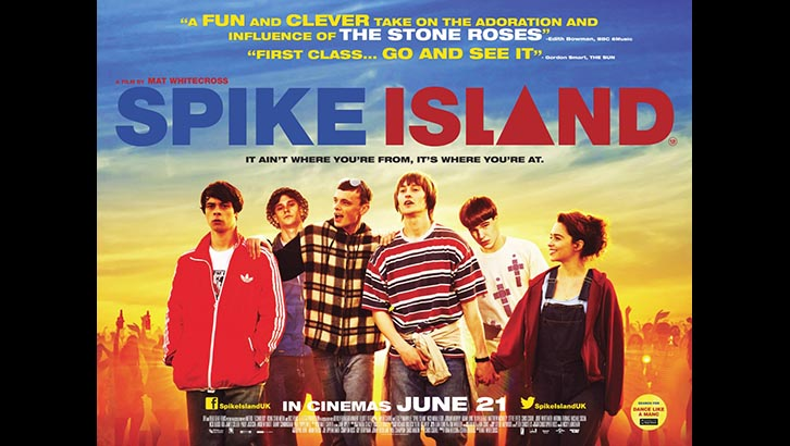 Spike Island Poster