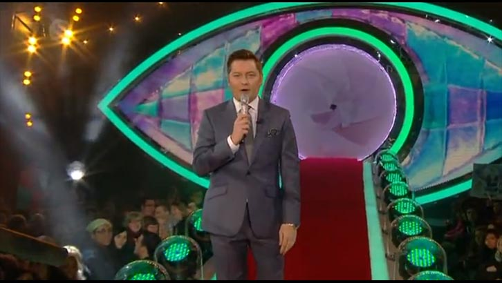 Celebrity Big Brother Brian Dowling