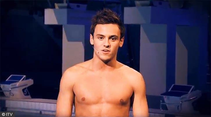 Tom Daley 'Splash!'
