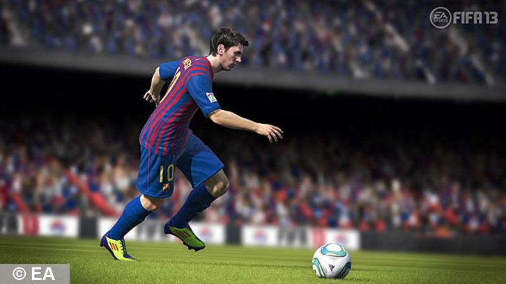 FIFA 13 screenshot