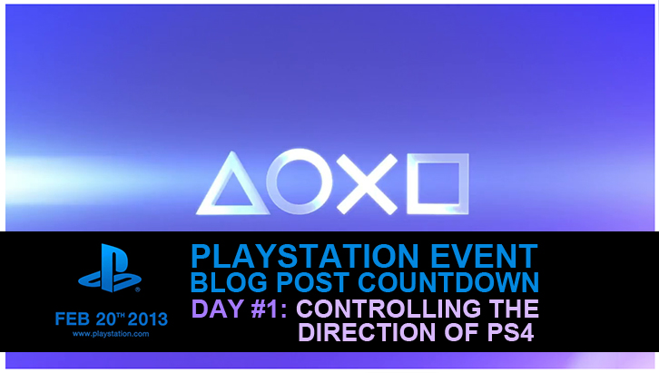 PlayStation Event blog post 1
