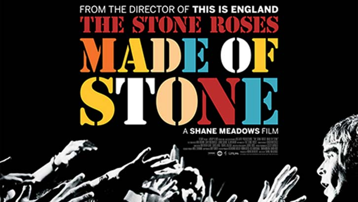 Stone Roses Made of Stone poster