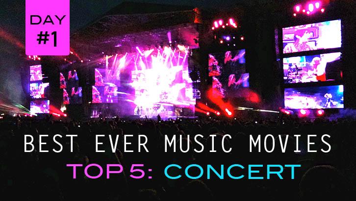 Concert Movies